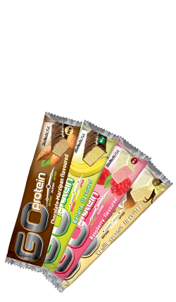 BIOTECH Go Protein Barre 80g Vanille-Coco